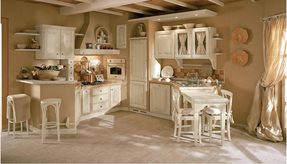 Arredamento Cucina Provenzale Country Provenza Francese Pictures to ...